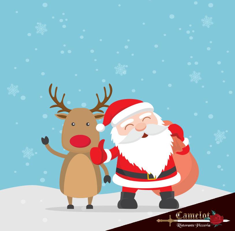 Immagini Di Vigilia Natale.Menu Della Vigilia Di Natale 2018 2018 Da Ristorante Camelot